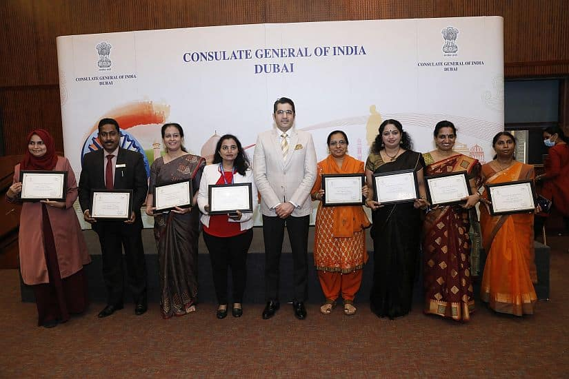 Teachers' Day 2021: Consulate General of India honours educators for their services