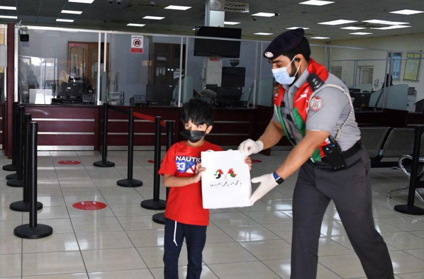In Pictures: UAE receive travellers from Oman