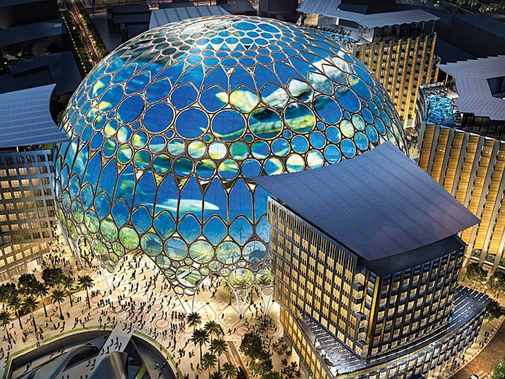 Analysis: Expo 2020 opens doors of hope for humanity