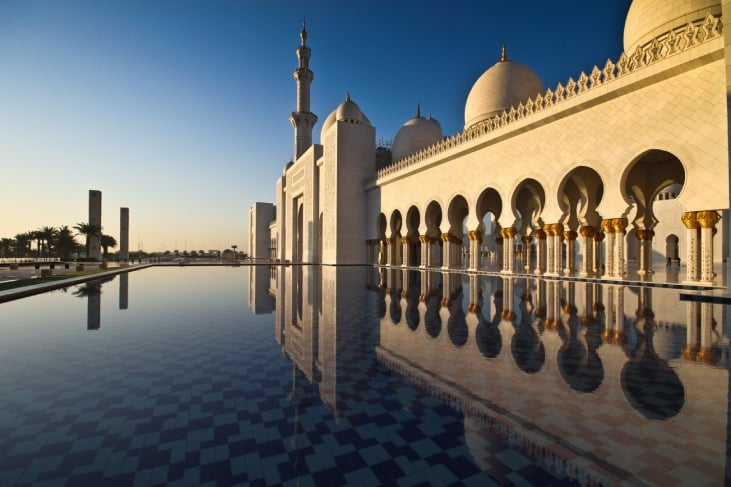 'Art and Architecture Series' traces distinct features of the Sheikh Zayed Grand Mosque