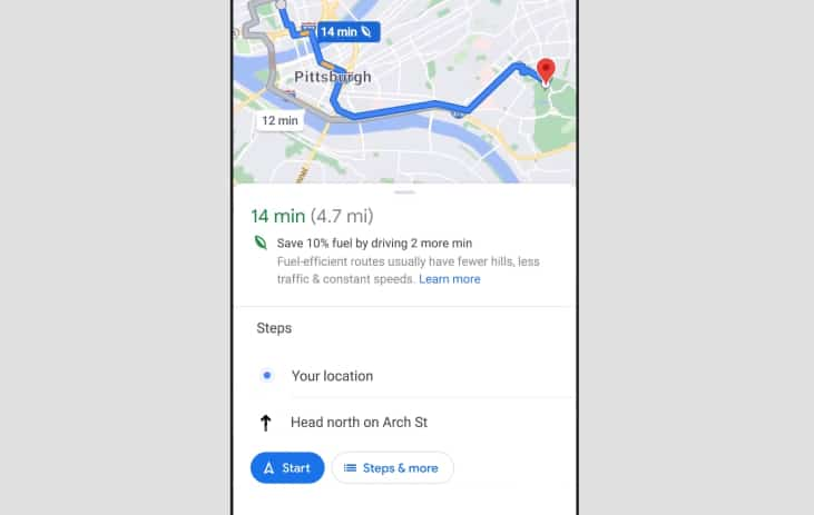 Make more informed commute decisions with Google's new feature!