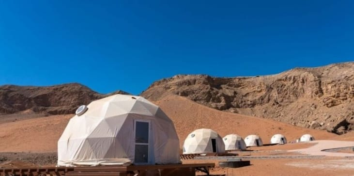 Sharjah's first-ever glamping destination opens to wow guests!