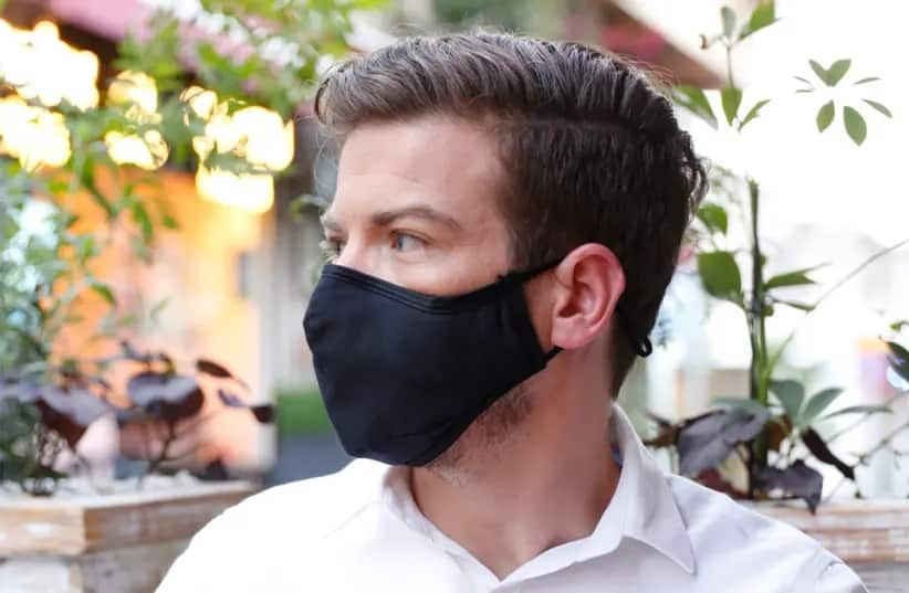 Fabric that helps you breathe while protecting you