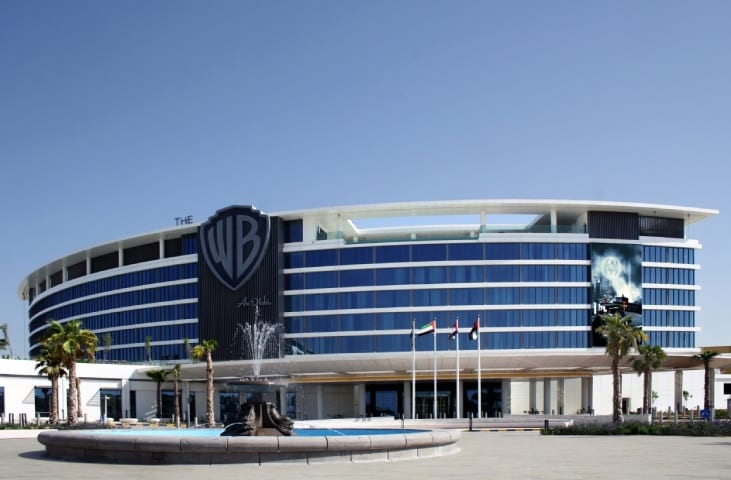 Take a unique journey at Warner Bros.'s first-ever hotel in the UAE in November