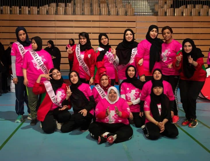 'Women's Unified Sports Day' to encourage women to turn sports into a lifestyle