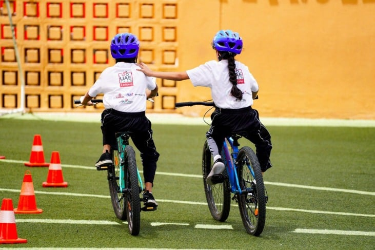 UAE gears up to launch a women's World Tour cycling team!